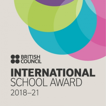 British Council International School Award 2018-21